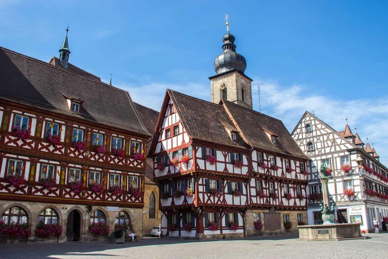 Forchheim, Franconia, Germany
