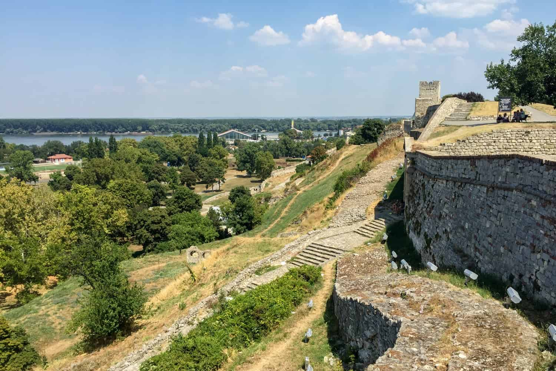 Fortress, Belgrade, Serbia