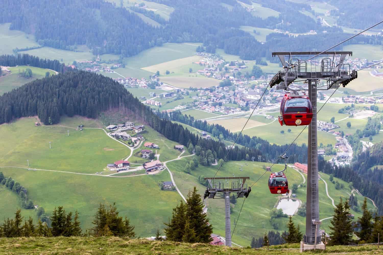 Hohe Salve, Tirol, Austria