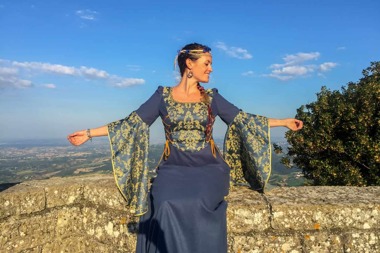 Medieval Festival in San Marino, Medieval Days costume