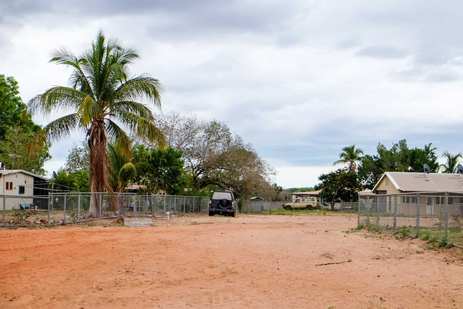 Beagle Bay, Aboriginal Communities in Kimberly Outback of Western Australia