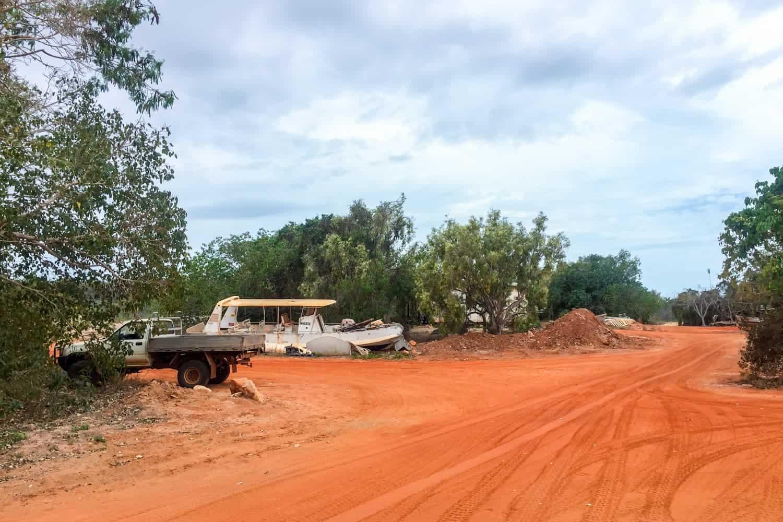Cygnet Bay, Aboriginal Communities in Kimberly Outback of Western Australia