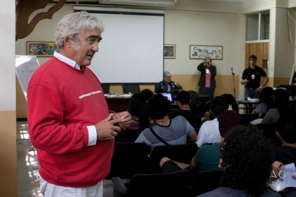 Fernando Carrizales en Bordes «Vacío y Devoración»