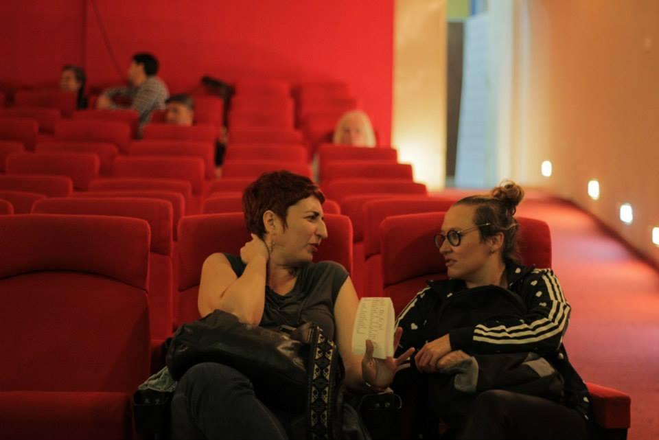 5to Encuentro para Cinéfagos. Foto: Christiam Marquez, Ángel Zambrano e Igor Castillo.