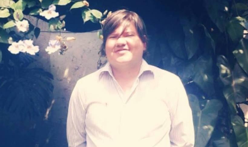 Porfirio Parada, gestor cultural y periodista.