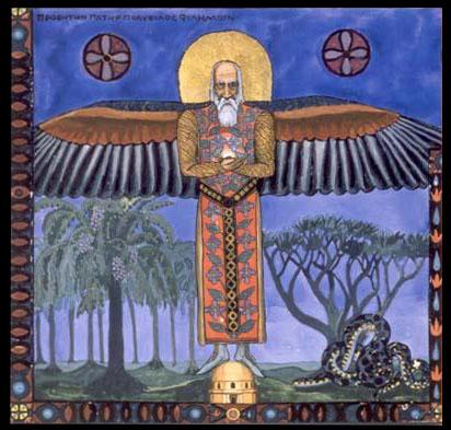Ilustración C. Jung.