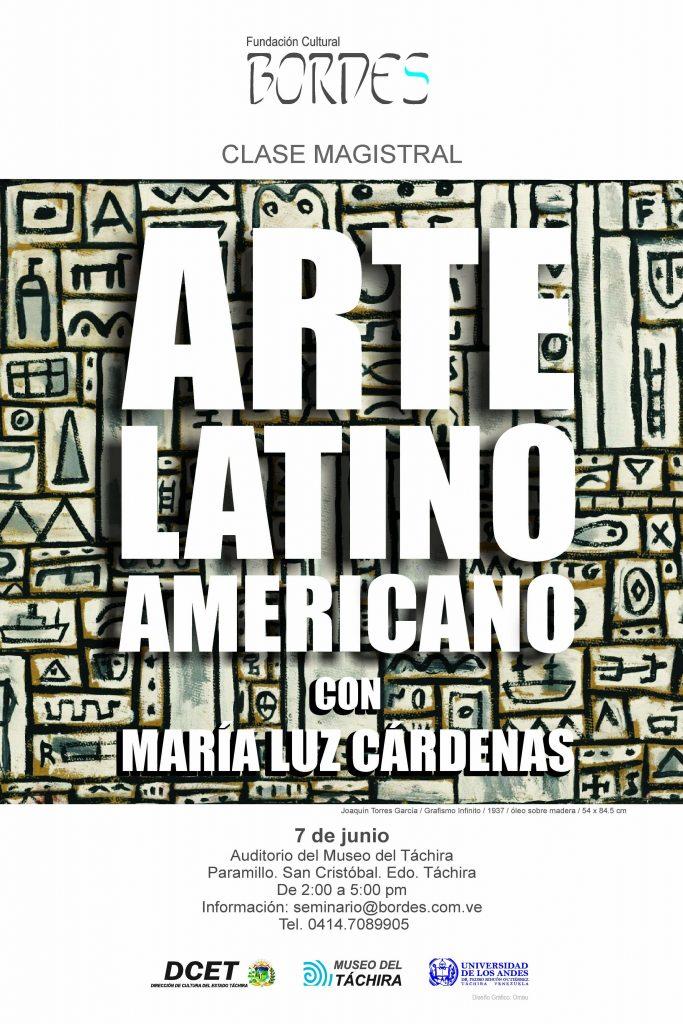 afiche Maria Luz Arte latinoamericano bass