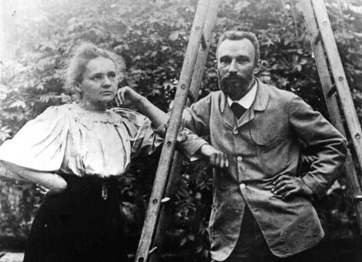 Un duelo: el amor de Marie y Pierre Curie