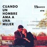 Cineforo sobre el alcoholismo en Café Galeria Bordes