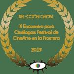 Selección oficial: IX Encuentro para Cinéfagos 2019