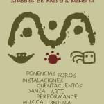 Décimo Seminario Bordes dialoga sobre los símbolos de la memoria