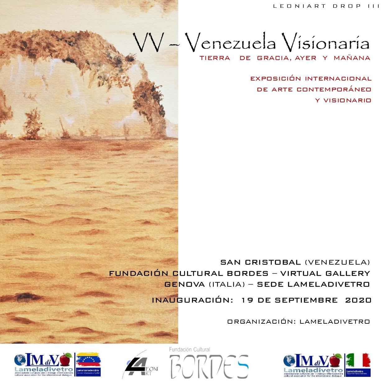 Venezuela Visionaria anuncia artistas seleccionados