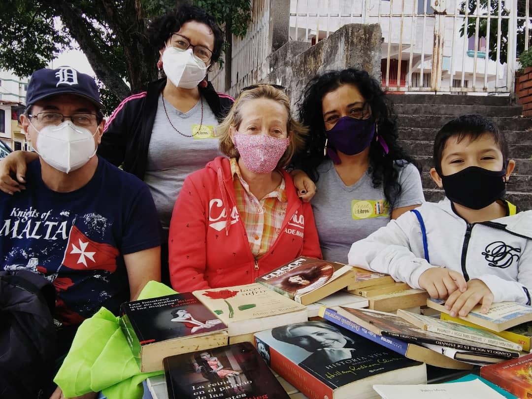 Vuelve el Trueque de Libros SC a la ciudad