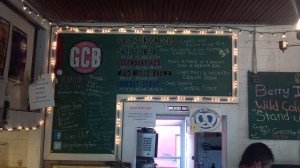 Golden City Brewery Beer List