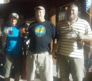 Three Boreal Brewers-Oktoberfest 2014