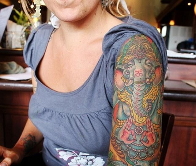Traditional Thai Tattoo Designs 9