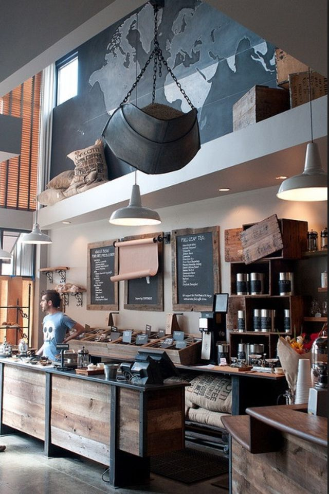 Cute Coffees Shop Ideas For You To Enjoy Your Cuppa
