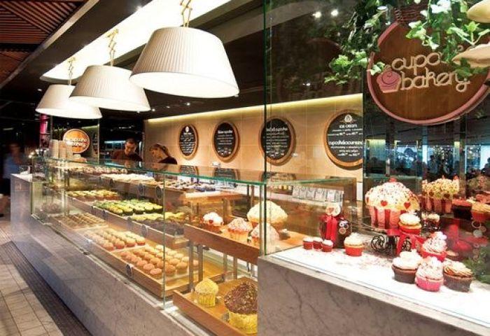Beautiful Bakery Interior Designs To Make You Feel Peckish Bored Art