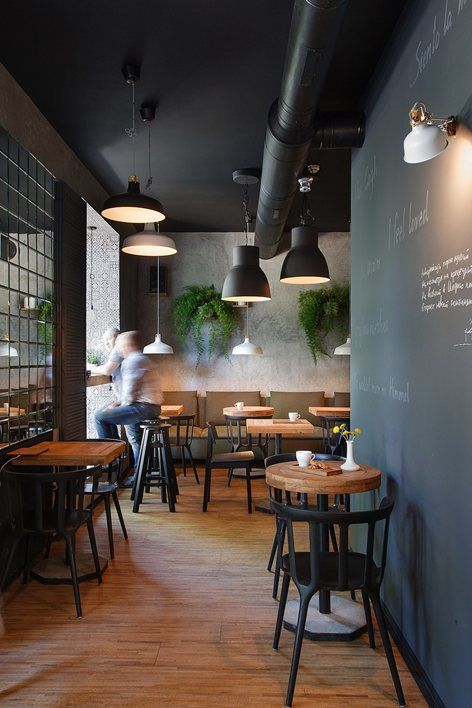Decoration Cafe Ideas Small