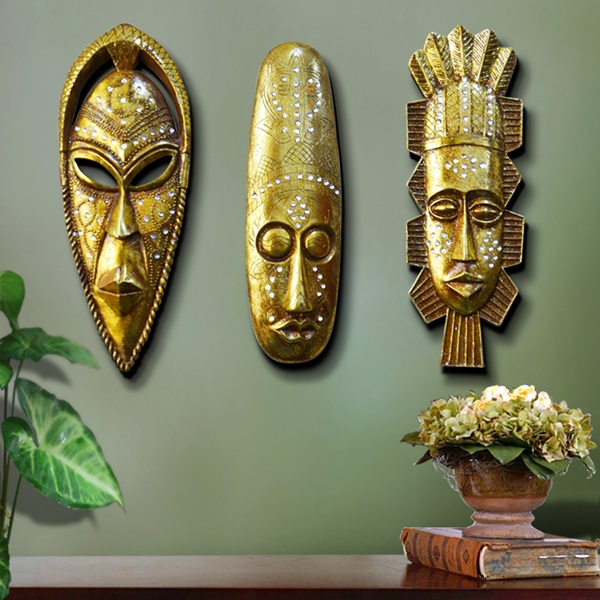 Modern Sculpture Home Decor