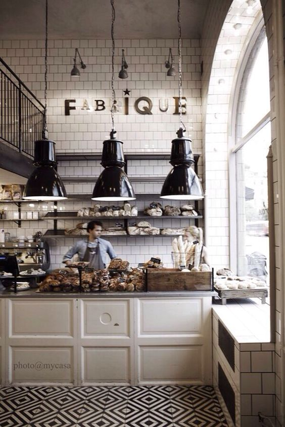 Pretty And Perfect Pastry Shop Interiors Bored Art