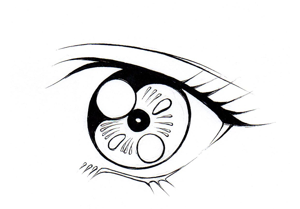 Learn The Intricacies Of How To Draw Anime Eyes