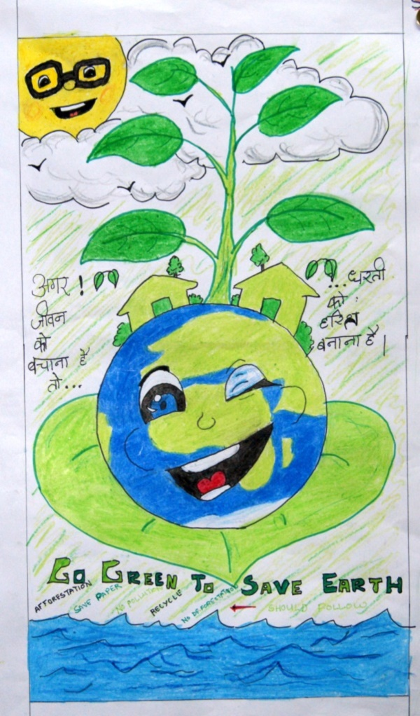 How To Save Environment Poster