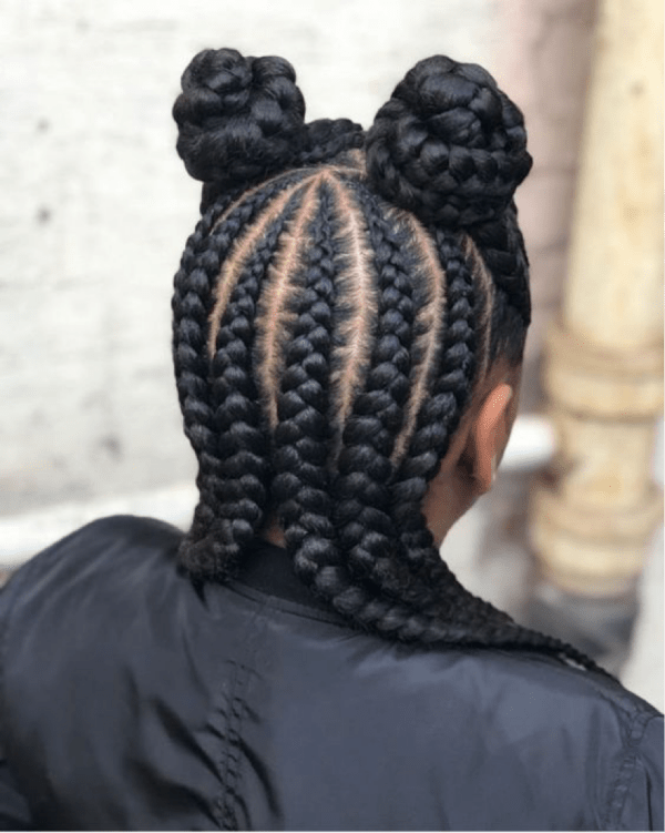 42 Catchy Cornrow Braids Hairstyles Ideas To Try In 2019