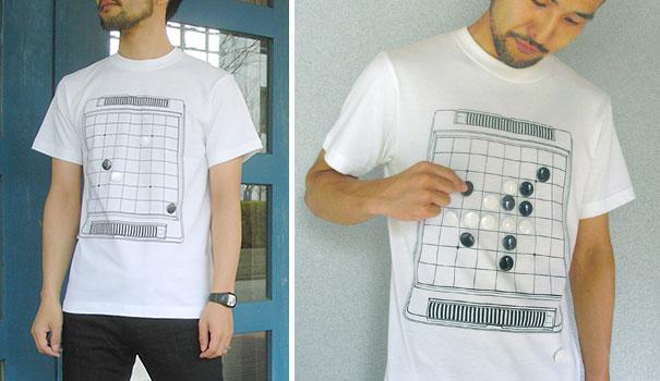 Los 30 diseños más creativos de camisetas - Hoy Frases - Lo . 0dd90a430478e