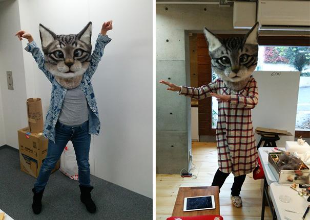 cabeza-gigante-gato-fieltro-housetu-sato-japan-school-wool-art (3)