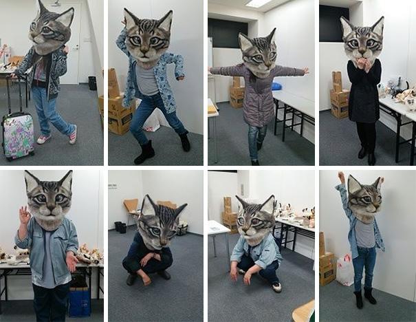 cabeza-gigante-gato-fieltro-housetu-sato-japan-school-wool-art (4)