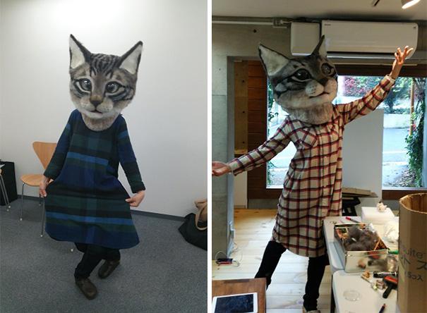cabeza-gigante-gato-fieltro-housetu-sato-japan-school-wool-art (5)