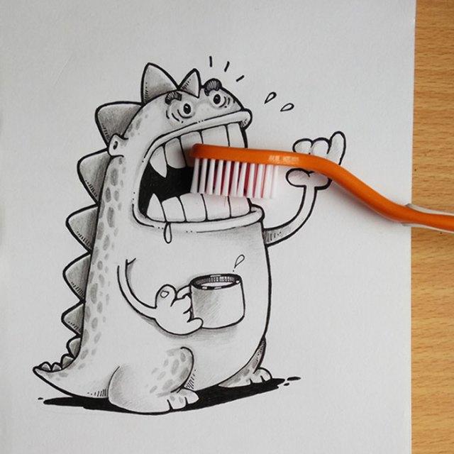 dibujo-dragon-drogo-interactuar-objetos-manik-ratan (18)