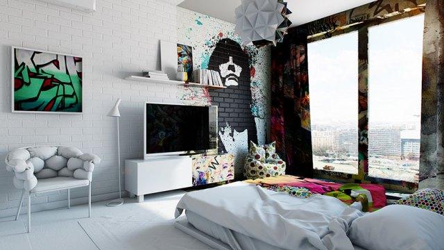 habitacion-hotel-dividida-mitad-blanco-graffiti-pavel-vetrov (3)