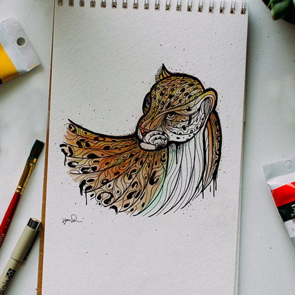 ilustraciones-diarias-animales-alfabeto-kyson-dana (6)