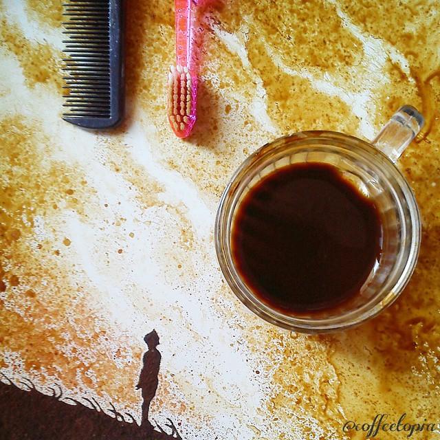 pintura-hojas-secas-posos-cafe-ghidaq-al-nizar-zerowastecoffee (5)