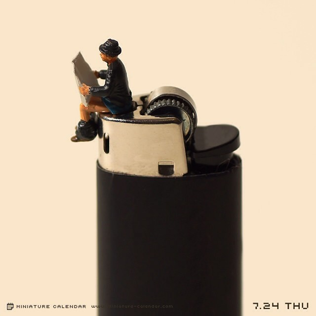calendario-diario-dioramas-miniatura-tanaka-tatsuya (17)
