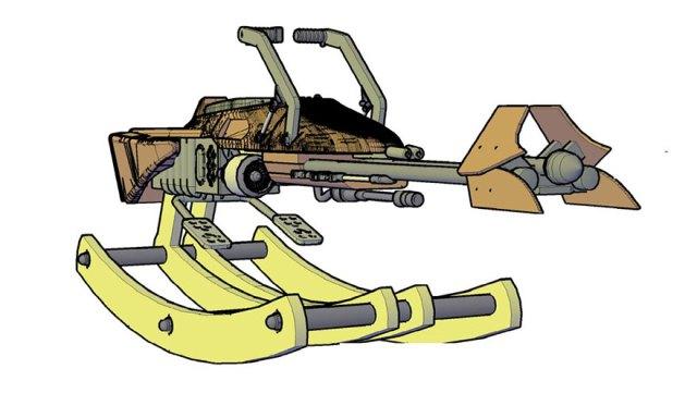 padre-construye-balancin-speeder-bike-guerra-galaxias-miniatura (4)