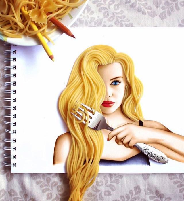 ilustraciones-objetos-reales-kristina-webb (6)