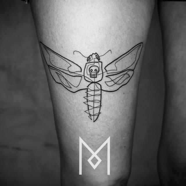 tatuajes-linea-continua-mo-ganji (1)