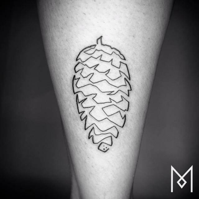 tatuajes-linea-continua-mo-ganji (3)