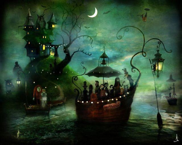 ilustraciones-surreales-digitales-alexander-jansson (4)