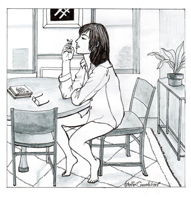ilustraciones-mujeres-solas-solteras-idalia-candelas (6)