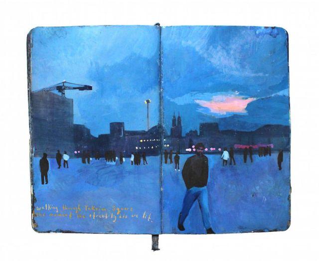 pinturas-viajes-moleskine-tinta-acrilica (11)