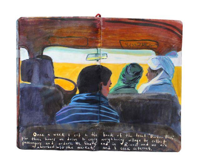 pinturas-viajes-moleskine-tinta-acrilica (2)