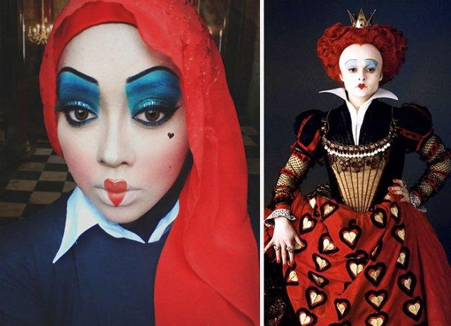 princesas-disney-maquillaje-hijab-saraswati (12)
