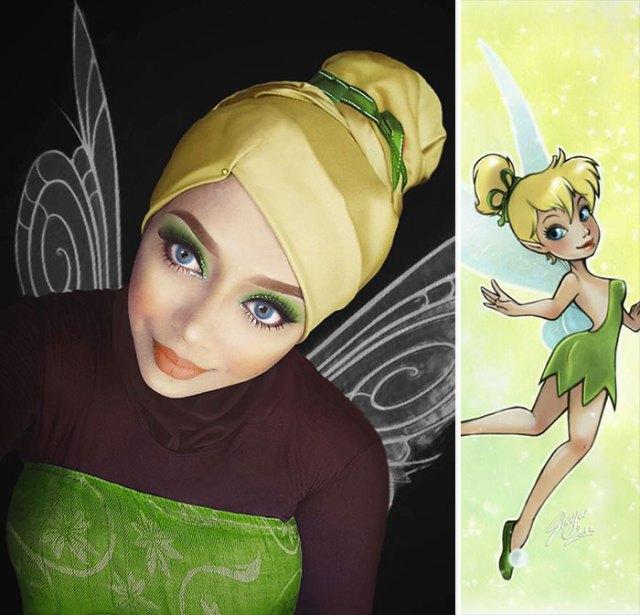 princesas-disney-maquillaje-hijab-saraswati (7)