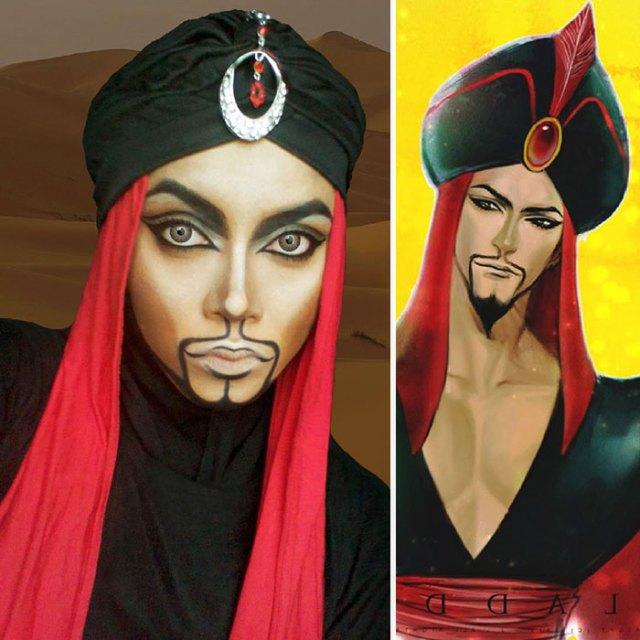 princesas-disney-maquillaje-hijab-saraswati (9)