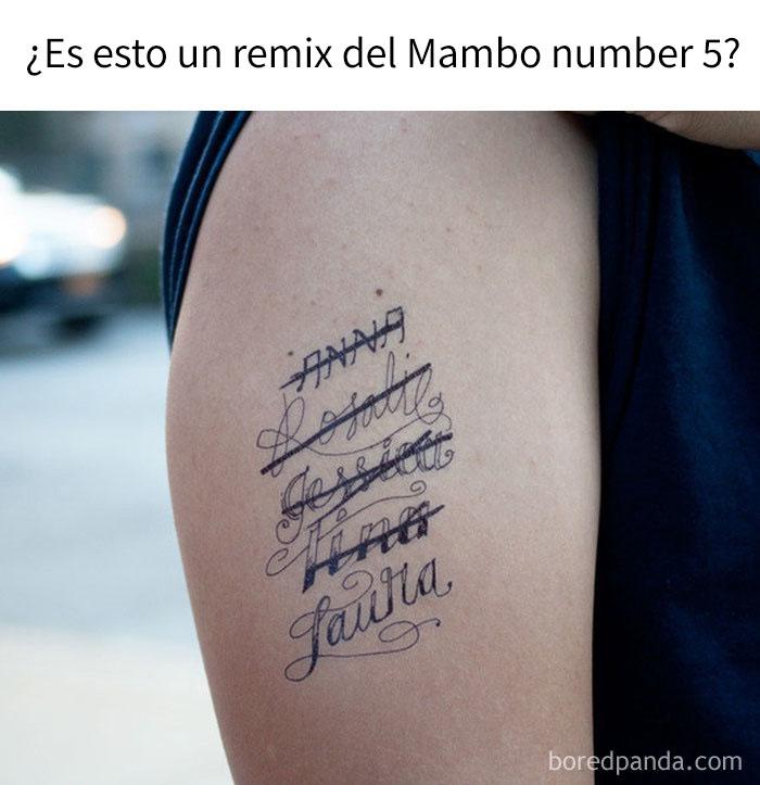 Si Estas Pensando Hacerte Un Tatuaje Mejor Mira Estos Memes