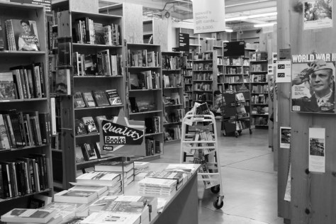 Yes, Powell's really is that awesome and no, I won't stop talking about it